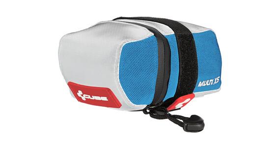 Cube Teamline Multi XS - Sac porte-bagages - bleu/blanc